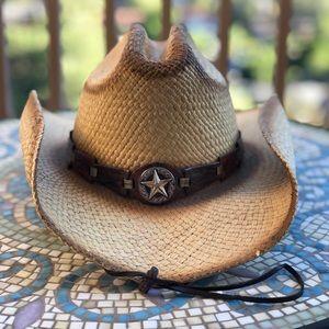 Bullride Cowgirl Hat